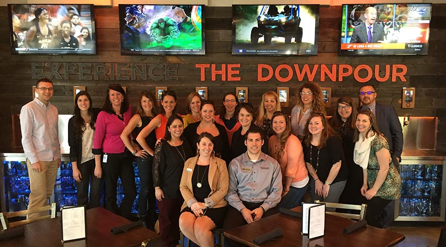 AENC Young Professionals – FUEL Networking Event - Clouds Brewing, Raleigh