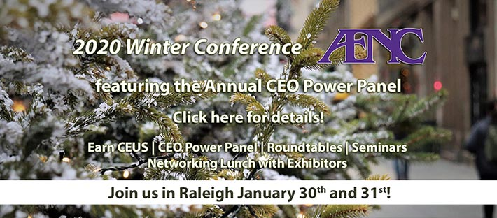 AENC 2020 Winter Conference featuring the Annual CEO Power Panel